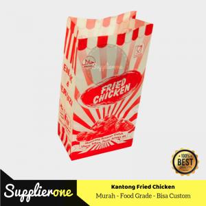kantong bungkus fried chicken